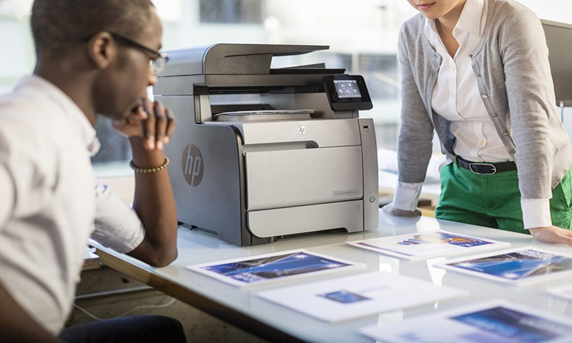 Outsourced Printing Services