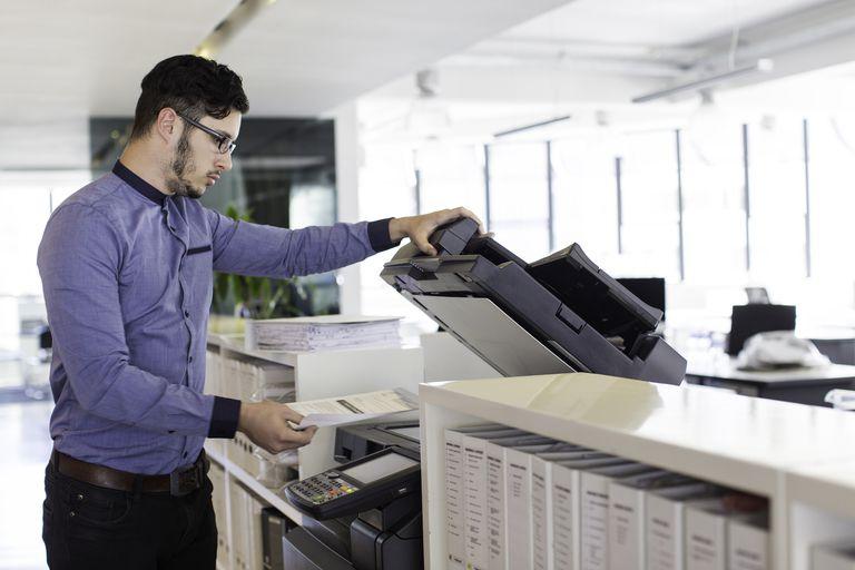 Printing Maintenance