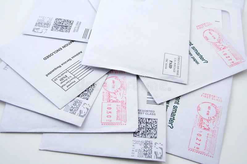 Pre-sorted Mail