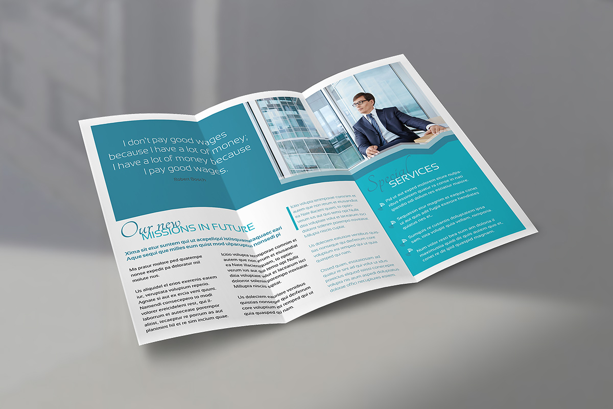 7 reasons why you should use brochures for your business letterhub
