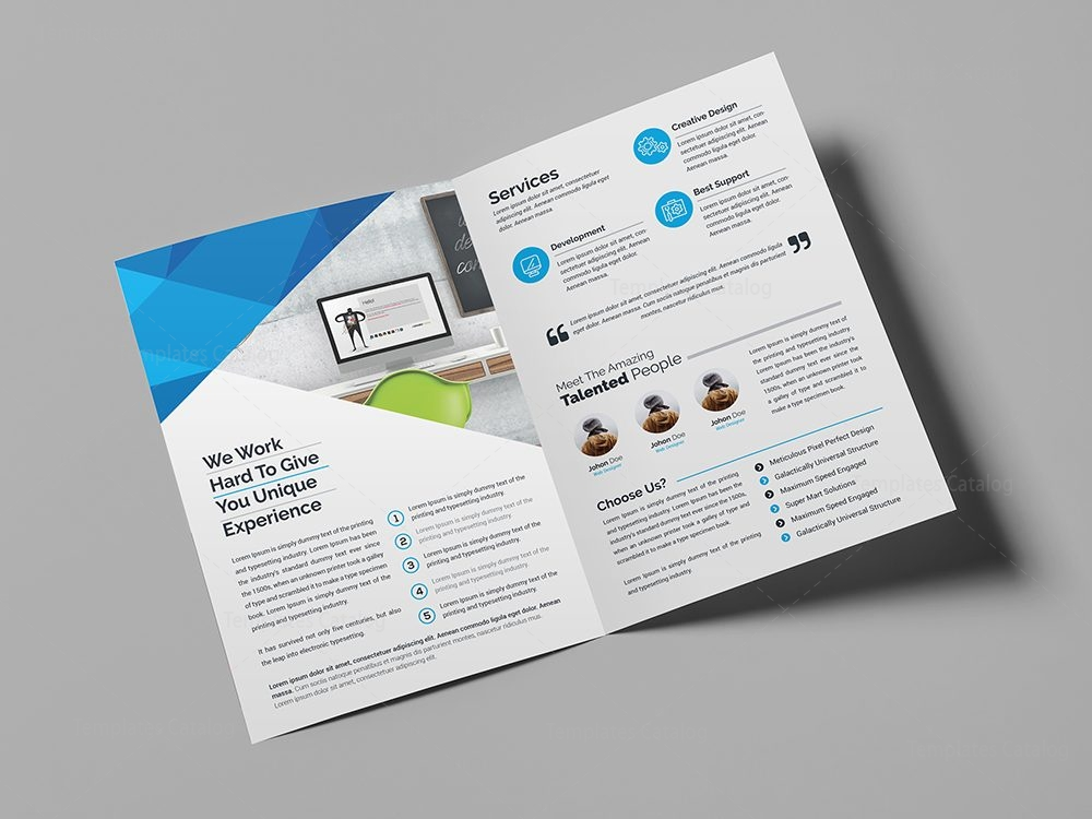 professional-bifold-brochure-template-2 Quickbooks Letter Templates on change order, work order, for contractors, contractor estimate, sales order, remove headers invoice, create invoice,