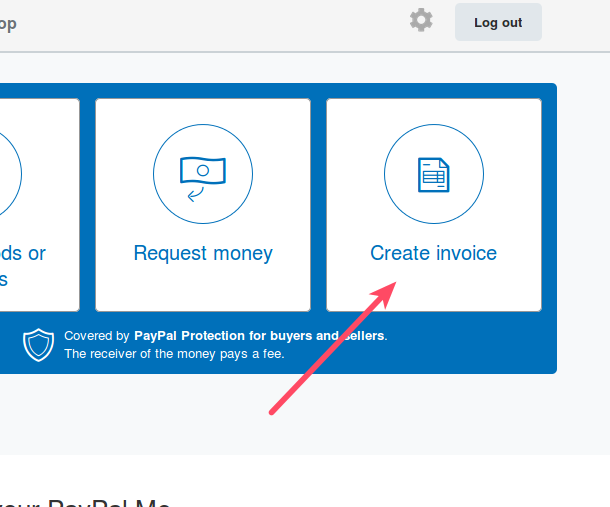 how to send an invoice on paypal create paypal invoice send